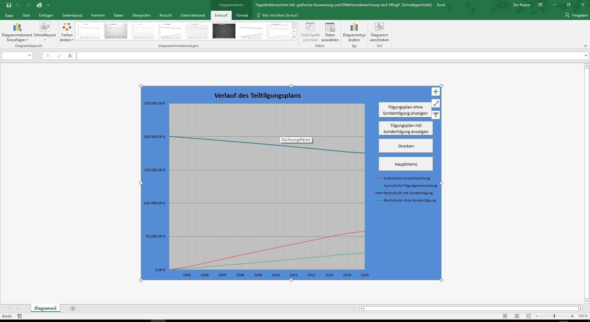 Ungewöhnlich Hypothek Vorlage Excel Bilder - Entry Level Resume ...